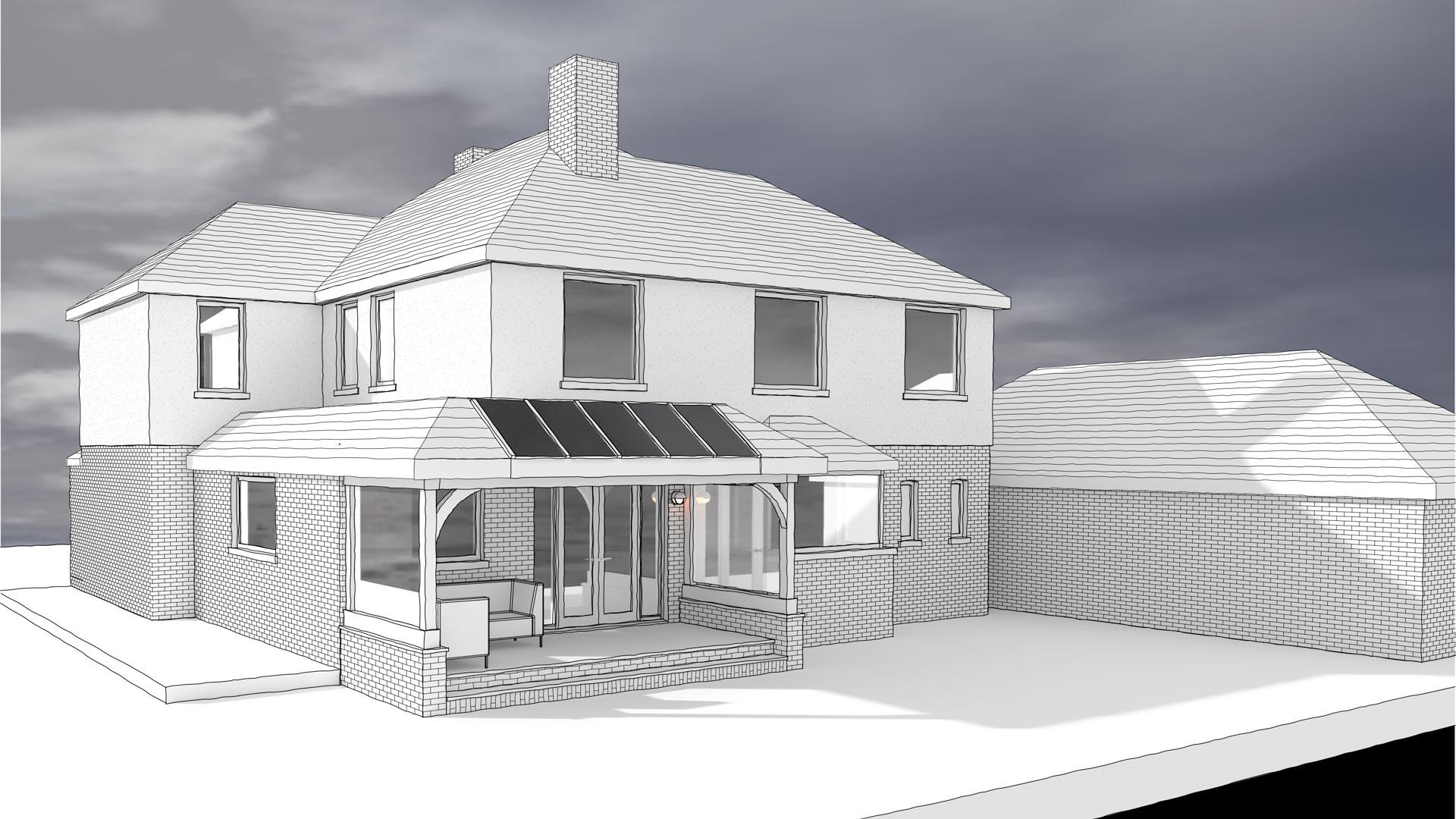 3d sketch designs